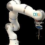 Dsg for orthopedic robots